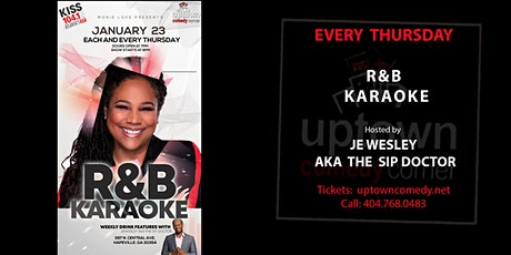 MONIE LOVE PRESENTS:  R&B KARAOKE tickets