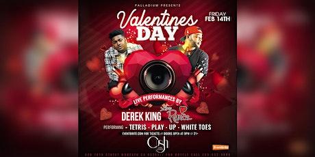 Derek King & LoveRance performing live on Valentines Day.  tickets