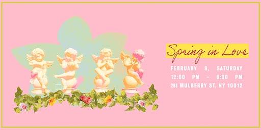 Spring in Love | Art Vending Fair