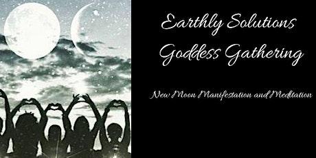 Goddess Gathering - Manifestation and Meditation tickets