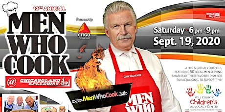 12th Annual MEN WHO COOK tickets