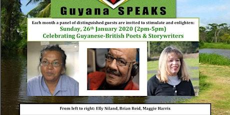 Guyana SPEAKS tickets
