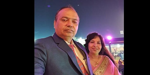 Mr. K. V. and Mrs. Singh 25th Wedding Anniversary