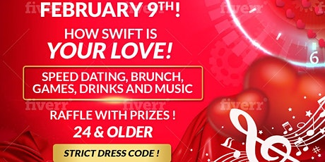 How Swift Is Your Love tickets