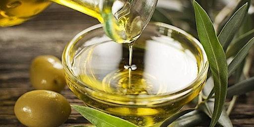 Olive Oil Basics 101 - Class Date:  April 4, 2020