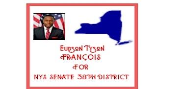 Eudson T. François Birthday/Fundraising Kickoff