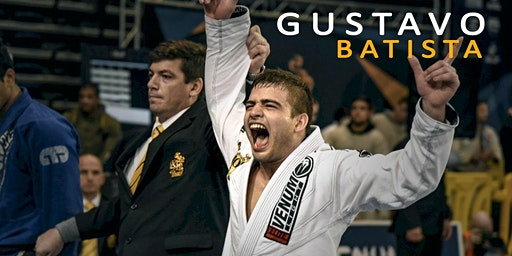 Advanced Competition Techniques With Gustavo Batista