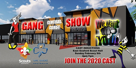 Cast Induction - Central Coast Gang Show 2020 tickets