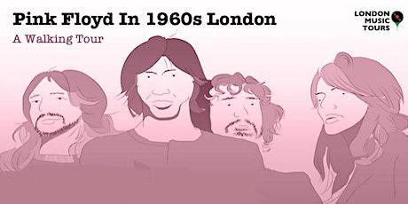 Pink Floyd In 1960s London tickets