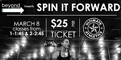 Spin It Forward in support of Cardiac Kids