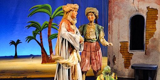 Aladdin und die Wunderlampe - Aladdin and the Magic Lamp