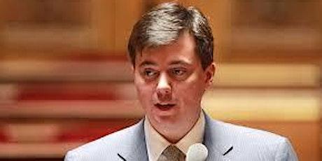 Dîner politique autour du Sénateur Christophe Frassa tickets