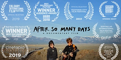 """Jim and Sam ☽ """"After So Many Days"""" Q&A Screening + Live Songs Sundance Week"""