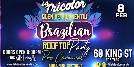 Rooftop Party: Quem me viu, Mentiu! (Festa Pré- Carnaval!)