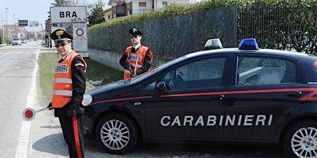 Aggressioni e Minacce nella Caserma dei Carabiniei di Bra (Cuneo) biglietti