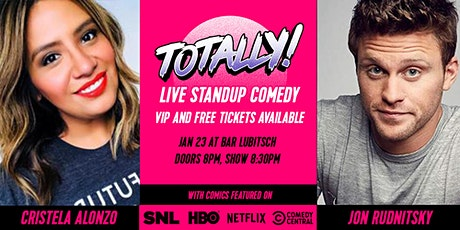 TOTALLY Comedy Show   (use our promo code) tickets