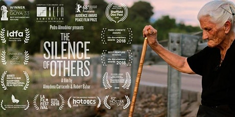 The Silence of Others  Launches New Monthly Doc Club Free Screening tickets