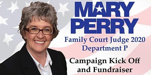 Mary Perry Campaign Kickoff and Fundraiser