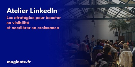 Atelier LinkedIn @TheFamily billets