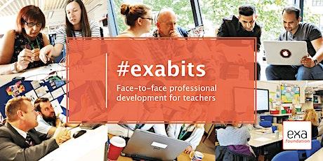 #exabits: KS3 Computing, Hatfield 19Mar20 tickets