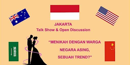 Seminar / Talk Show Tertarik Menikah dengan WNA?