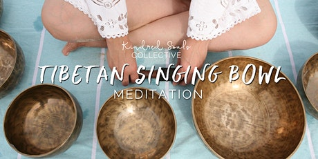 Tibetan Singing Bowl Sound Meditation - Ascot Vale tickets