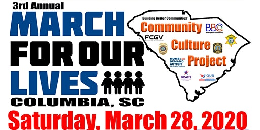 March For Our Lives - Columbia Rally