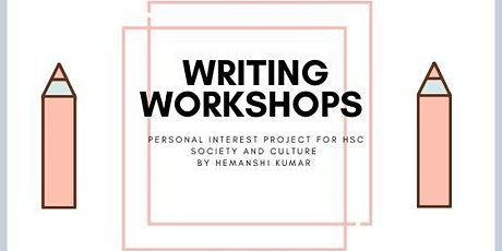 HSC Writing Workshops - Society and Culture PIP's!  tickets