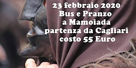 Bus + Pranzo e sfilata dei Mamuthones a Mamoiada biglietti
