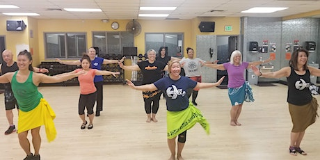 Hot Hula Fitness, Meditation, Health and Wellness Workshop tickets