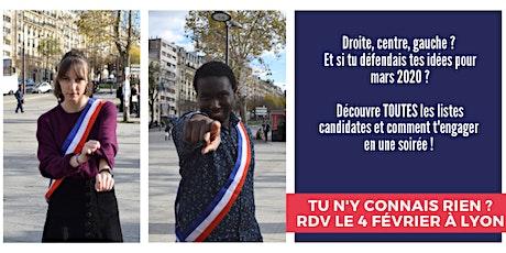 Soirée speed-meeting : Lyon 2020, c'est vous qui décidez ! billets