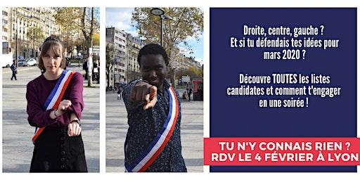 Soirée speed-meeting : Lyon 2020, c'est vous qui décidez !