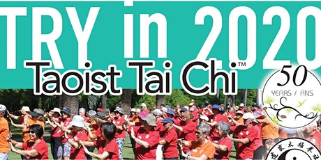 Demonstration and FREE Tai Chi class tickets