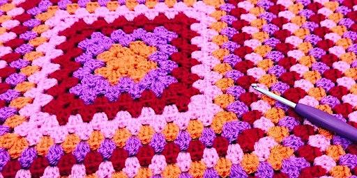 Learn To Crochet - Beginners - Tasha's Tearoom