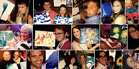 Valentine's Tipsy Painting (For Singles & Couples) tickets