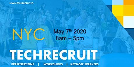 NYC TechRecruit 2020 tickets