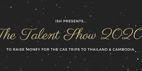 ISH Talent Show 2020 tickets