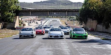 Racalmuto Porsche Track Day tickets