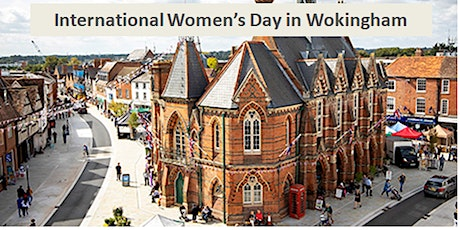 International Women's Day Wokingham tickets