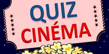 Ciné Quiz #6