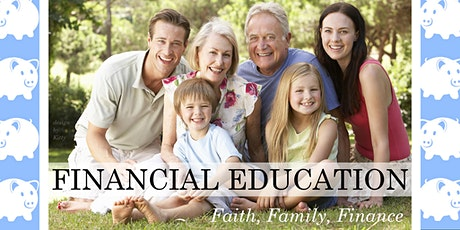 ONLINE Free Money Education: Learn how to  Protect, Save & Make More Money tickets
