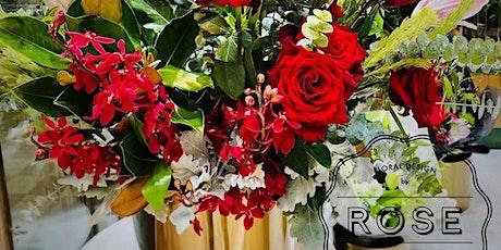 Lunar New Year Floral Design Workshop tickets