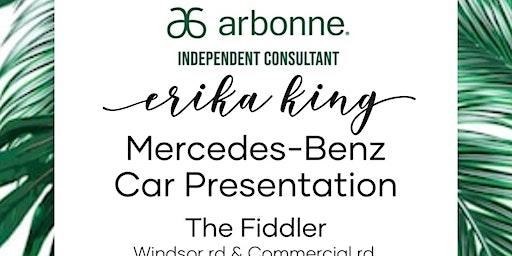 Mercedes-Benz Car Presentation