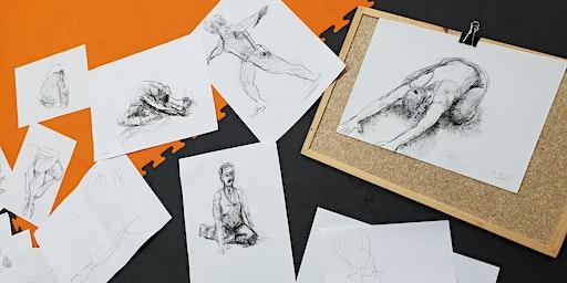 Yoga & Drawing