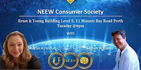 NEEW Consumer Society Perth tickets