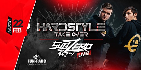 Hardstyle Take Over with  SUB ZERO PROJECT  live (18+) Tickets