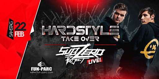 Hardstyle Take Over with  SUB ZERO PROJECT  live (18+)