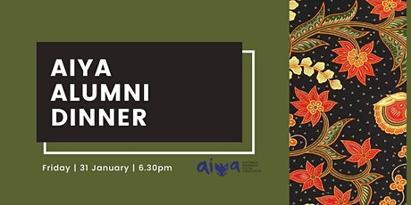 AIYA Alumni Dinner - Australia tickets