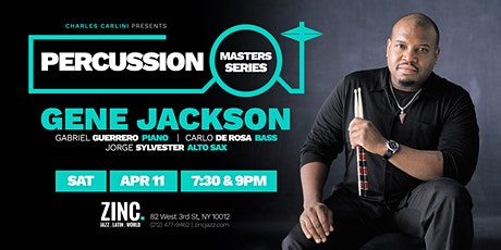 Percussion Masters Series: Gene Jackson tickets