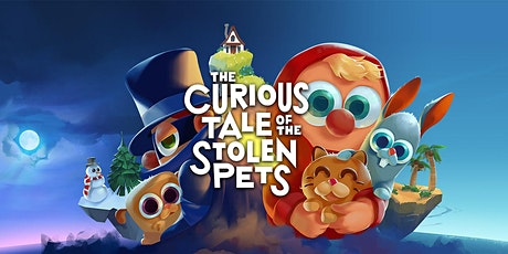 Mitcham VR Festival | The Curious Tale of the Stolen Pets tickets